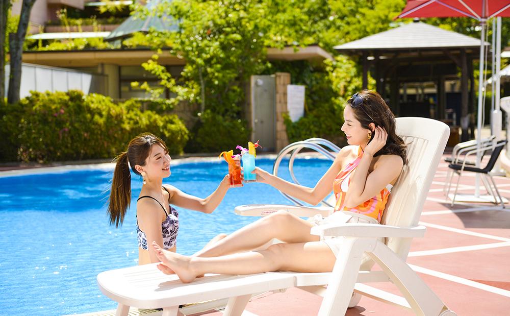 プール【季節限定】 | 下呂温泉 ...